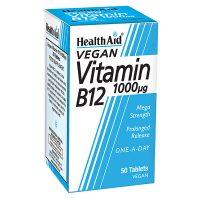 Health Aid Vitamin B12 1000μg Cobalamin