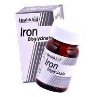 Health Aid IRΟΝ Bisglycinate with Vit