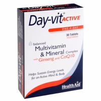 Health Aid Day-vit Active Multivitamin