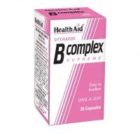 Health Aid Vitamin B Complex Σύμπλεγμα