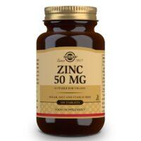 Solgar Zinc Gluconate 50mg Ψευδάργυρος