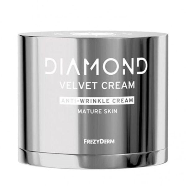 Frezyderm Diamond Velvet Αντιγηραντική Κρέμα