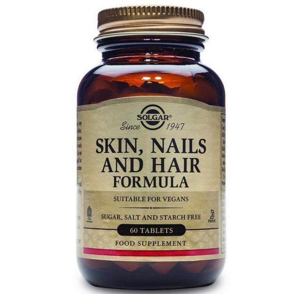 Solgar Skin Nails & Hair Formula Συμπλήρωμα