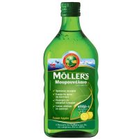 Mollers Μουρουνέλαιο με Γεύση Λεμόνι 250ml
