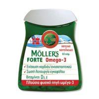 Moller's Forte Omega 3 Λιπαρά οξέα