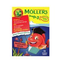 Moller's Ζελεδάκια Φράουλα για Παιδιά