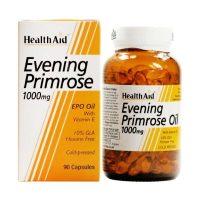 Health Aid Evening Primrose 1000mg Συμπλήρωμα
