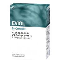 Eviol B-Complex Συμπλήρωμα Συμπλέγματος Βιταμίνης