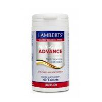 Lamberts Multi Guard Advance Ισχυρή Πολυβιταμίνη