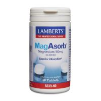 Lamberts Magasorb Μαγνήσιο για την Υγεία