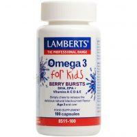 Lamberts Omega 3 for Kids (Berry