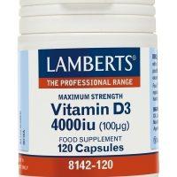 Lamberts Vitamin D 400iu/10μg