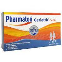 Pharmaton Geriatriac Cardio 30caps Συμπλήρωμα