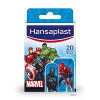 Hansaplast Marvel Αυτοκόλλητα Επιθέματα 20τεμ