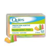 Pharmaq Quies Mousse Confort Foam Earplugs