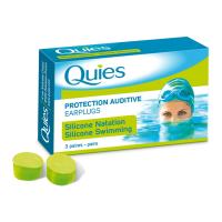 Pharmaq Quies Ωτοασπίδες από Σιλικόνη Κατάλληλες