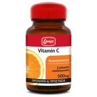 Lanes Vitamin C 500mg Βιταμίνη C