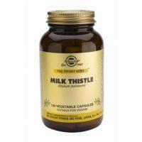 Solgar Milk Thistle Herb Extract Συμπλήρωμα