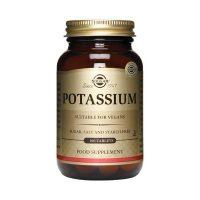 Solgar Potassium Gluconate 99mg Συμπλήρωμα Διατροφής
