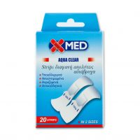 Medisei X-Med Aqua Clear Strips Super