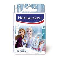 Hansaplast Frozen Αυτοκόλλητα Επιθέματα 20τεμ