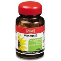 Lanes Vitamin E 400 I.U για