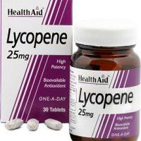 Health Aid Lycopene 25mg 30
