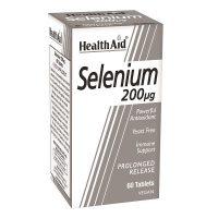 Health Aid Selenium 200μg Συμπλήρωμα Διατροφής