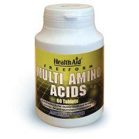 Health Aid Μulti Amino Acids Free