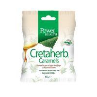 Power Health Cretaherb Caramels Καραμέλες για