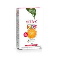 Power Health Vita-C Kids Stevia Μασώμενα