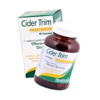 Health Aid Cider Trim Συμπλήρωμα Αδυνατίσματος