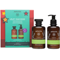 Apivita Set Uplift Your Mood Tonic